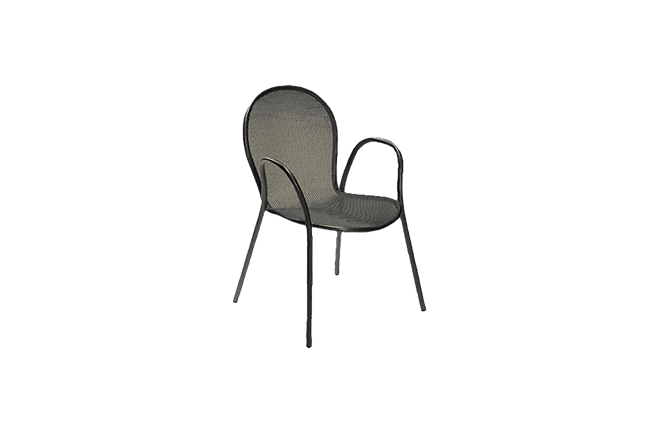 Swell Rhonda Patio Chair For Rent Brook Furniture Rental Download Free Architecture Designs Jebrpmadebymaigaardcom